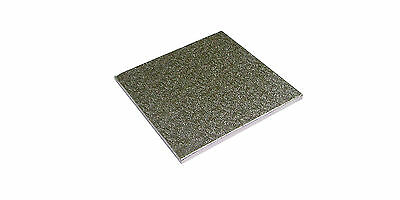"""2 x 18"""" Inch Square Cake Drum Board 1/2"""" 12mm THICK"""