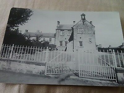 postcard of the old schoolhouse Wylam