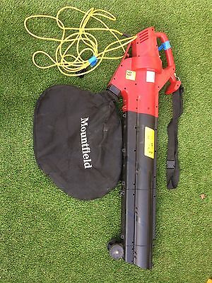 Heavy Duty Leaf Blower And Vacuum