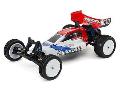 Team Associated 1/10 B4.2 brushless 2wd rc buggy car rtr