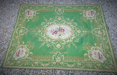 BEAUTIFUL FRENCH ANTIQUE TAPESTRY IN GREAT ANTIQUE CONDITION CIRCA 1880s