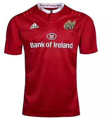 2017 Munster RUGBY JERSEY RED