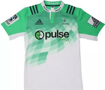 Super Rugby Highlanders Jersey 2017 green