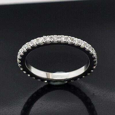 Engagement & Wedding Jewelry, 18K 750 White Gold Ring With Natural Diamonds