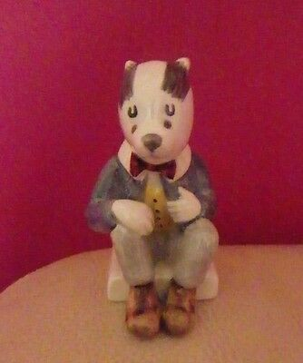 Rare Beswick Rupert Bear And Friends Figure - Bill Badger Style One - Perfect !!