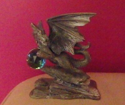 Myth And Magic Figure By Tudor Mint - The Dragon Thief