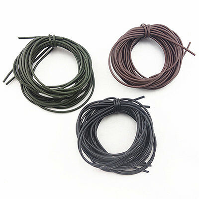 3× Rig Tube Anti Tangle Schlauch Karpfen Montage Boilie Angeln Carp Rigs Method