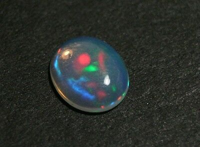 1.51ct Welo Crystal Opal Cabochon - Neon Fire AAA Jelly Opal - See Video