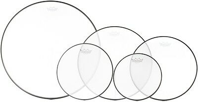 """Remo Silentstroke Propack - 4-piece with Free 14"""""""