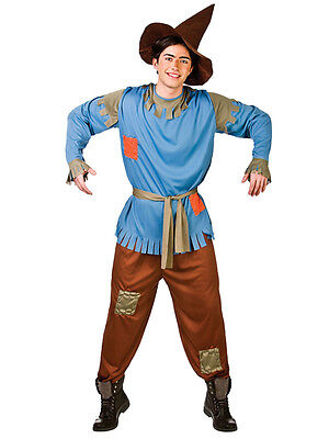Worn once Adult Scarecrow Outfit for Fancy Dress - perfect Wizard of Oz!