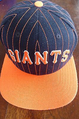 San Francisco Giants Snapback Baseball Cap