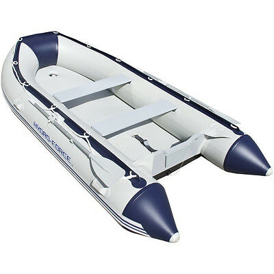 NEW Bestway 3.8M Hydro-Force Inflatable Boat