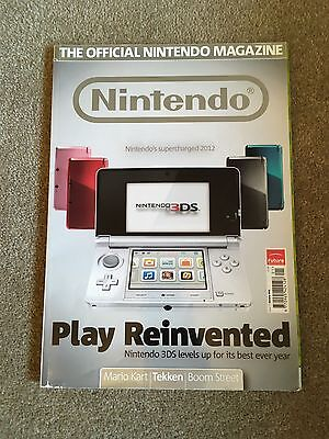 Official Nintendo Magazine, January 2012, Issue 77