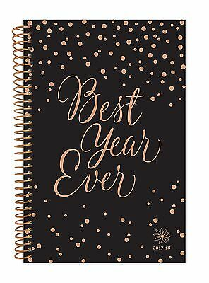 2017 To 18 Yearly Note Planner Daily Monthly Organizer Date Book Calendar 1 Pack