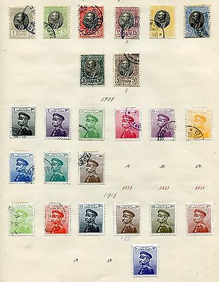 SERBIA- Selection on albumpage, MH/Canc.