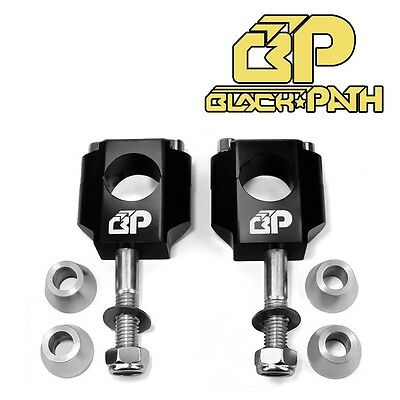 "99-07 Honda CR Series 1 1/8"" Fat Handlebar Risers Adapter Clamp Cone Bushings"