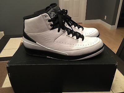 Air Jordan 2 Wing It 100% Authentic Size 13 Men's With Box VNDS