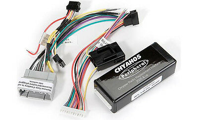 Peripheral CHYAH05 Chrysler Radio Replacement Interface 2004 2005 &Up Dodge Jeep