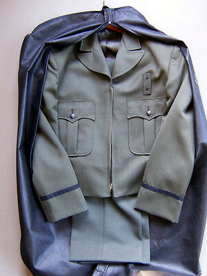 Uniform Formal Jacket and Pants – Sheriff / Ranger Green – Excellent Condition!!