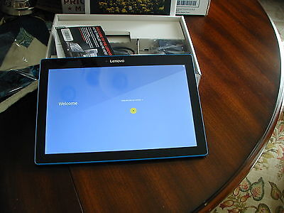 "Lenovo Tab 10 TB-X103F 10"" 16GB 1.3GHz 1GB Android 6.0 2MP/5MP Wi-Fi Tablet PC"
