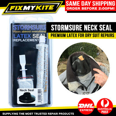 Neck Replacement Latex Seal For Drysuit Scuba Diving Repair Kit