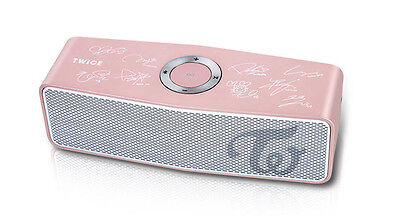 Twice Limited Edition LG Bluetooth Speaker With PhotoBook PhotoCard K-POP