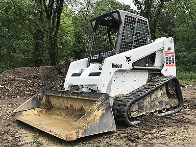 Bobcat 864 Track Skidsteer Loader * ACS Controls * We Finance * We Ship