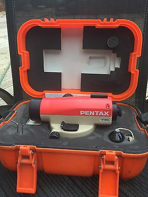 PENTAX AP-120 Automatic Dumpy Level 20x Auto Levelling Used