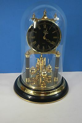 "SCALO, made in Germany,battery operated anniversary 12"" clock. (ref 943)"