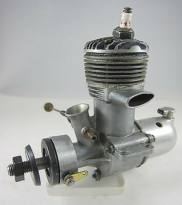 Vintage 1947 K&B Torpedo 24 Ignition Model Airplane Engine