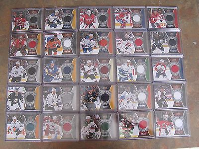 Upper Deck Series 1 One 2016-17 Game Jersey Complete set MINT Leclair, Brodeur++