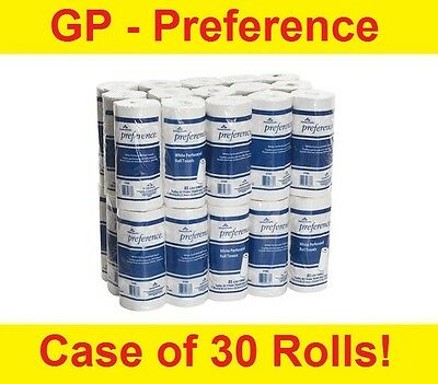 Georgia-Pacific 27385 Preference 2-Ply Perforated Paper Towel Roll Case/30 Rolls