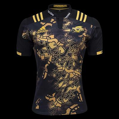 Hurricanes 2017 Territory Rugby Jersey