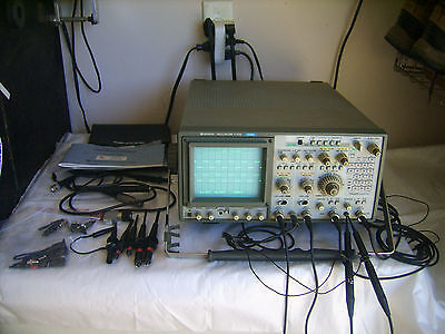Hitachi V-1100A 100Mhz Oscilloscope Professional 1 owner with many extras