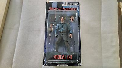 evil dead 3 army of darkness medieval ash neca figure