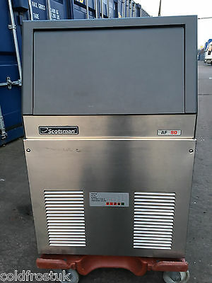 Commercial Scotsman Flaker Ice Flaker / Ice Maker / Ice Machine 70kg per 24 hrs