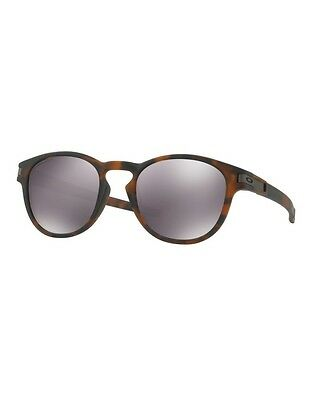 Occhiali da sole OAKLEY LATCH 9265-22 Matte Brown Prizm Iridium