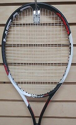 2017 Head Graphene Touch Speed Pro Used Tennis Racquet-Strung-4 1/4''Grip