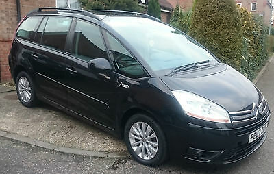 2007 Citroen C4 Grand Picasso 1.6 HDi VTR+ 7 seater 52k on new engine