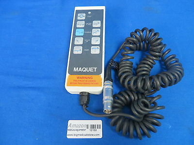 Maquet Surgical Table Hand Remote Control, 90 Days Warranty