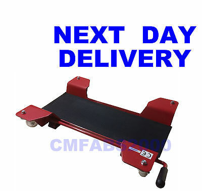 Motor Bike Centre Stand Dolly Motorcycle Motorbike Mover Stand Dolly