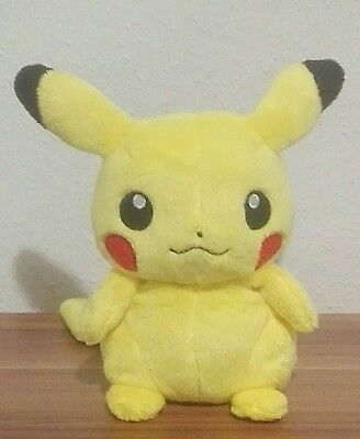 Pokemon Pikachu Takara Tomy Plush Plüsch Japan