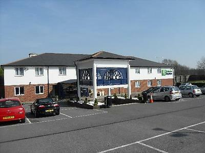 2 nights in the holiday Inn - Canterbury