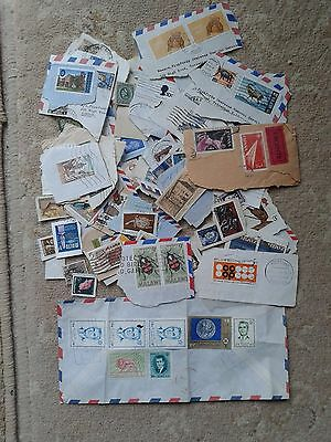Selection Of Global Stamps Used but in good condition