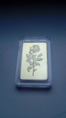 Gold Bar - Roses Edition 1oz