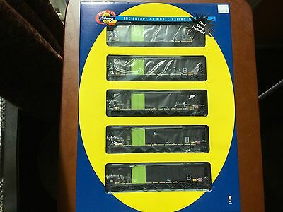 Athearn HO Scale RTR 5-Bay Rapid Discharge Hopper, SKOL #1 (5), ATH98339