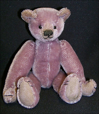*2Nd Price Reduction*tiny Ted By Limerick Bear (Lynn And Phil Gatto)
