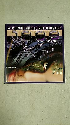 Prince+Revolution-The New Master RARE promo 12 x 12 poster flats *LP cover art*