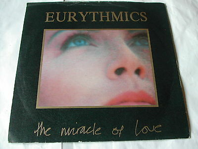 Eurythmics - The Miracle Of Love  - Rca 7""