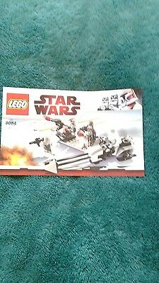 Lego Star Wars Instructions Only- For Set 8084